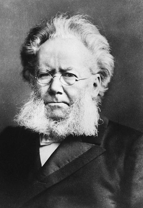 Affiche Henrik Ibsen
