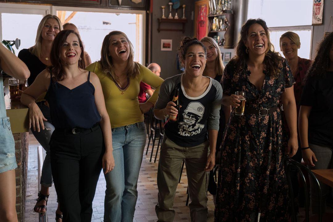 Une belle équipe : Photo Céline Sallette, Laure Calamy, Sabrina Ouazani
