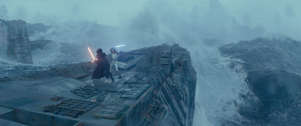 Star Wars: L'Ascension de Skywalker : Photo Adam Driver, Daisy Ridley