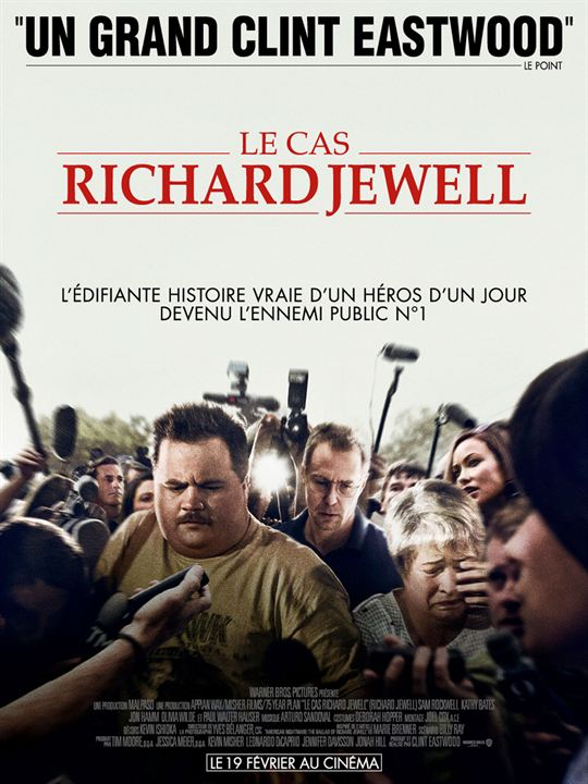 Le Cas Richard Jewell : Affiche