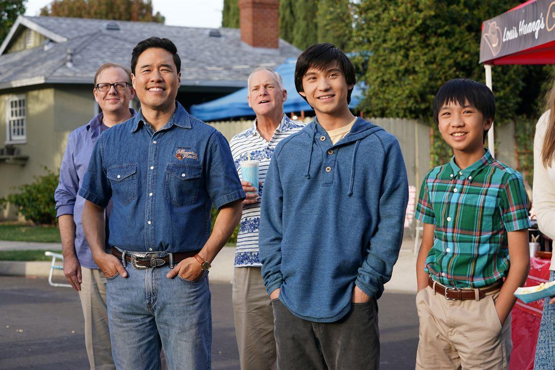 Photo Forrest Wheeler, Ian Chen, Randall Park
