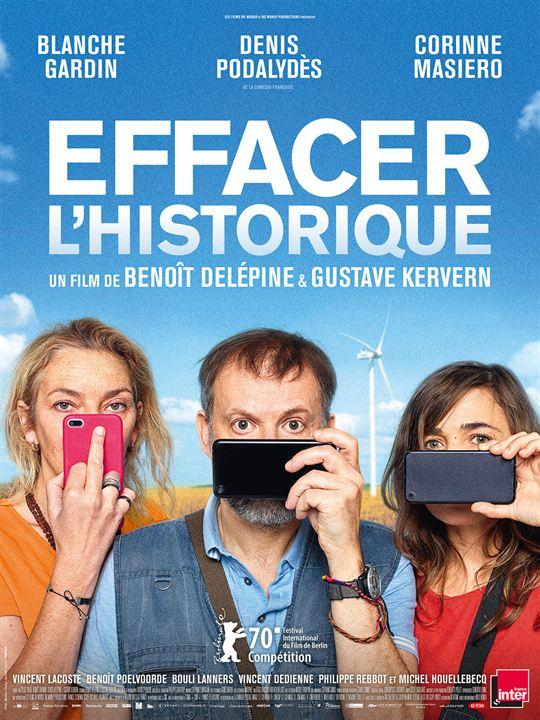 Affiche du film Effacer l'historique - Affiche 1 sur 1 - AlloCiné