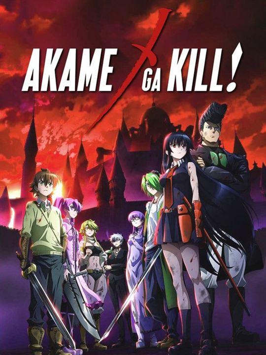 Poster Akame ga KILL ! - Affiche 22 sur 26 - AlloCiné