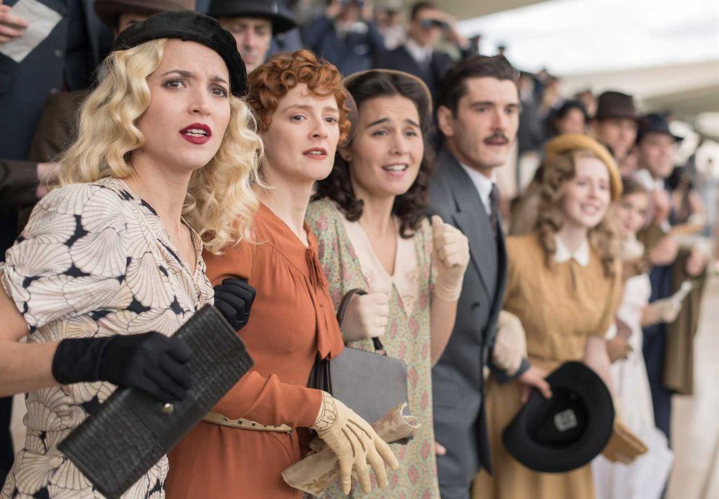 Photo Ana Fernández García, Ana Polvorosa, Nadia de Santiago, Yon González