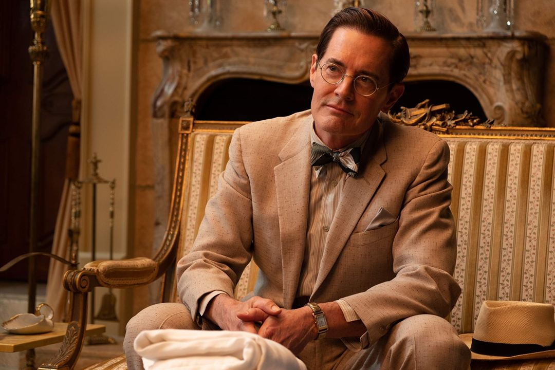 Capone : Photo Kyle MacLachlan