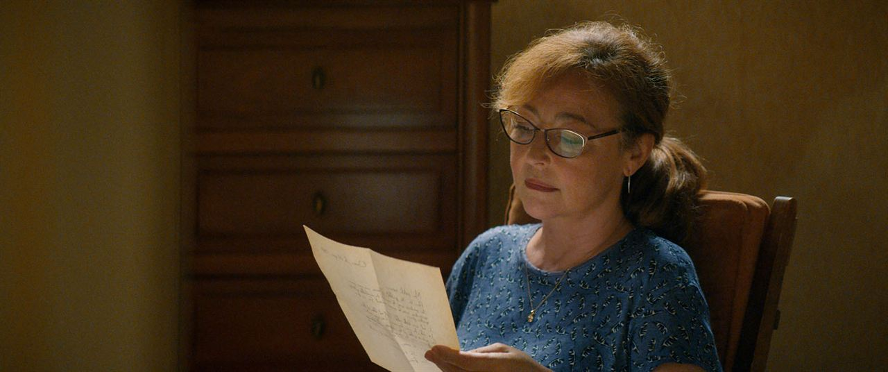 Des hommes: Catherine Frot