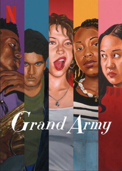 Grand Army : Affiche