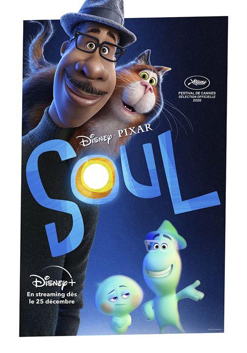 Soul : Affiche