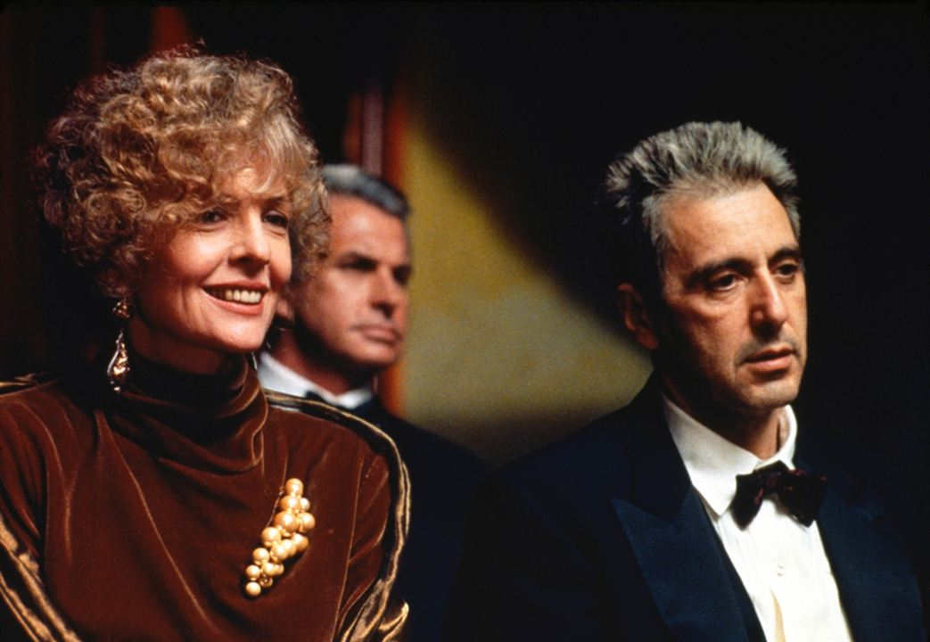 Le Parrain de Mario Puzo, épilogue : la mort de Michael Corleone: Al Pacino, Diane Keaton