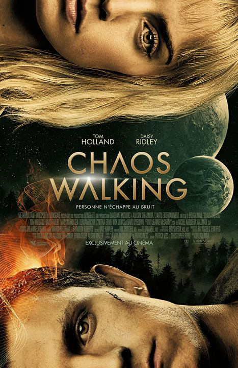 Chaos Walking : Affiche