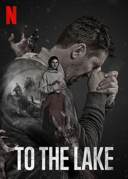 To the Lake : Affiche