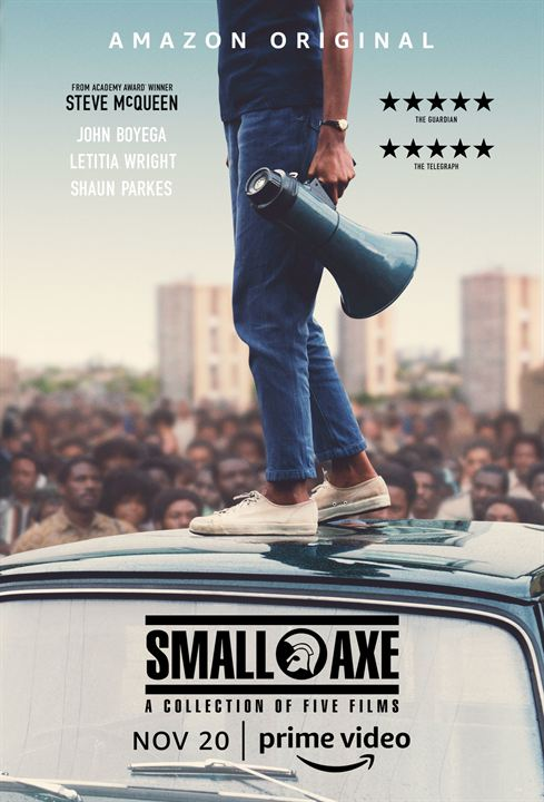 Small Axe : Affiche