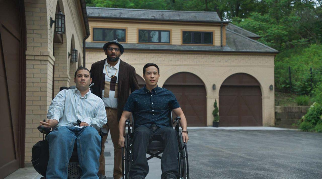 Mission Paradis: Hayden Szeto, Grant Rosenmeyer, Ravi Patel