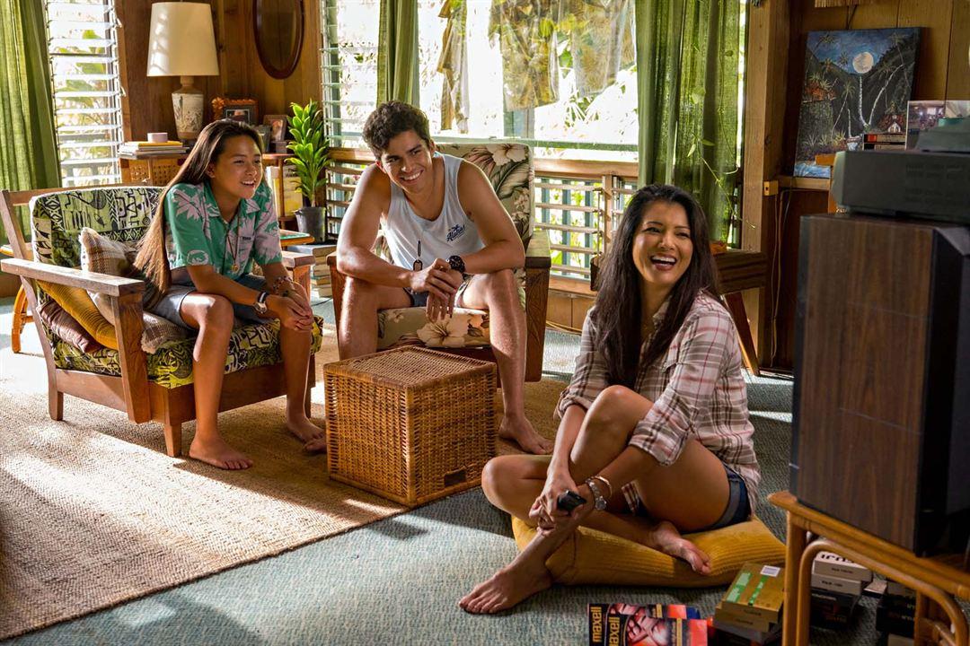 Ohana ou le trésor caché : Photo Alex Aiono, Kea Peahu, Kelly Hu