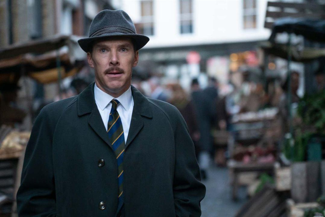 Un espion ordinaire: Benedict Cumberbatch