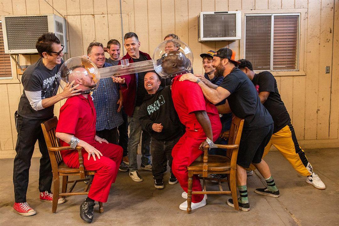 Jackass Forever : Photo Chris Pontius, Dave England, Ehren McGhehey, Jason Acuña, Johnny Knoxville