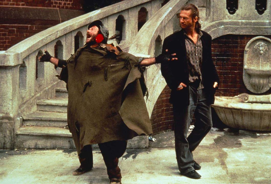 Fisher King : Le roi pêcheur: Jeff         Bridges, Robin         Williams