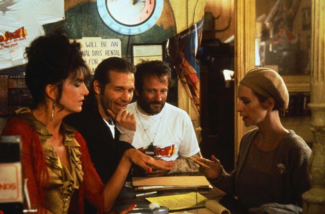 Fisher King : Le roi pêcheur: Jeff Bridges, Robin Williams, Amanda Plummer, Mercedes Ruehl