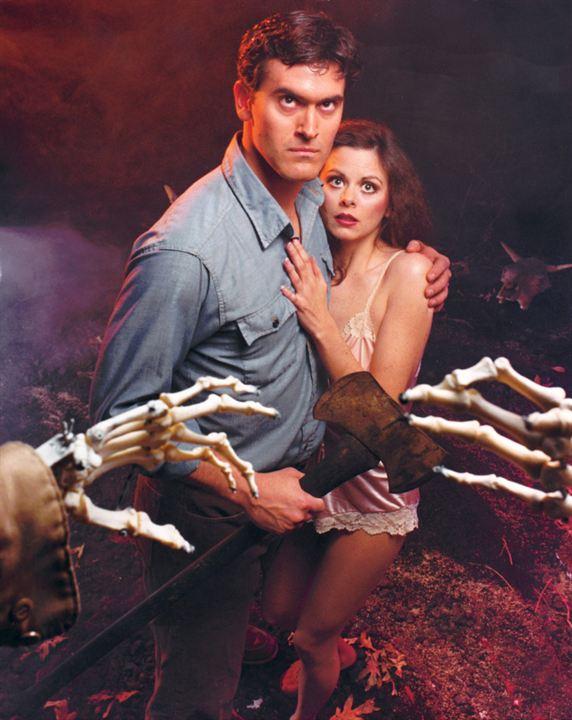 Evil Dead : Photo Bruce Campbell, Ellen Sandweiss