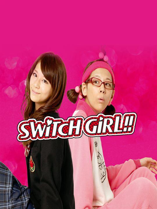 Switch Girl! : Affiche