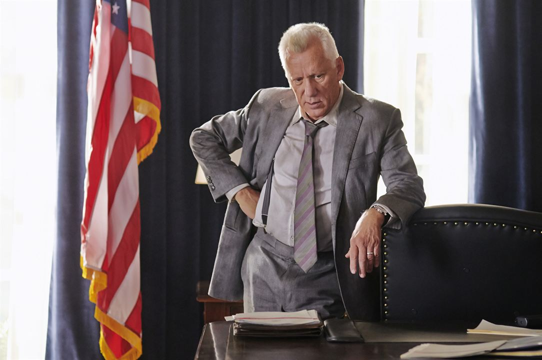 White House Down : Photo James Woods