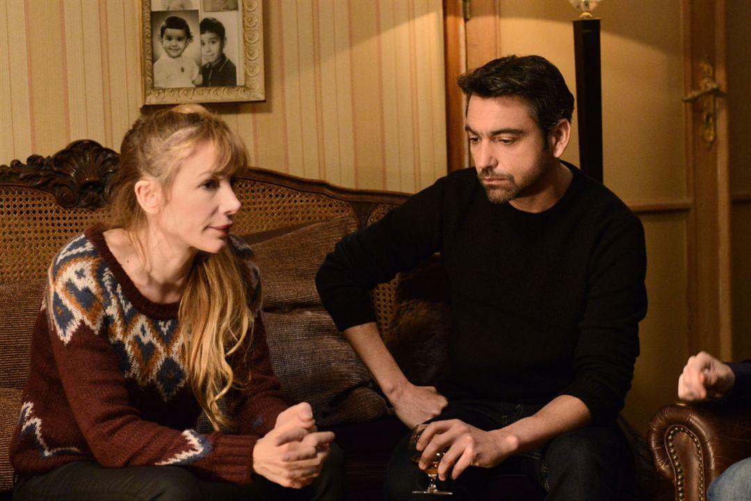 Photo Arnaud Giovaninetti, Julie Depardieu