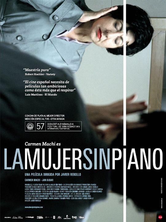 La Mujer Sin Piano : Affiche