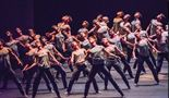 Within the Golden Hour / Nouveau Cherkaoui / Flight Pattern (Royal Opera House)