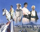 Thibaud ou les Croisades Saison 1
