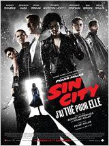 Sin City 2 : j'ai tué pour elle (2014)