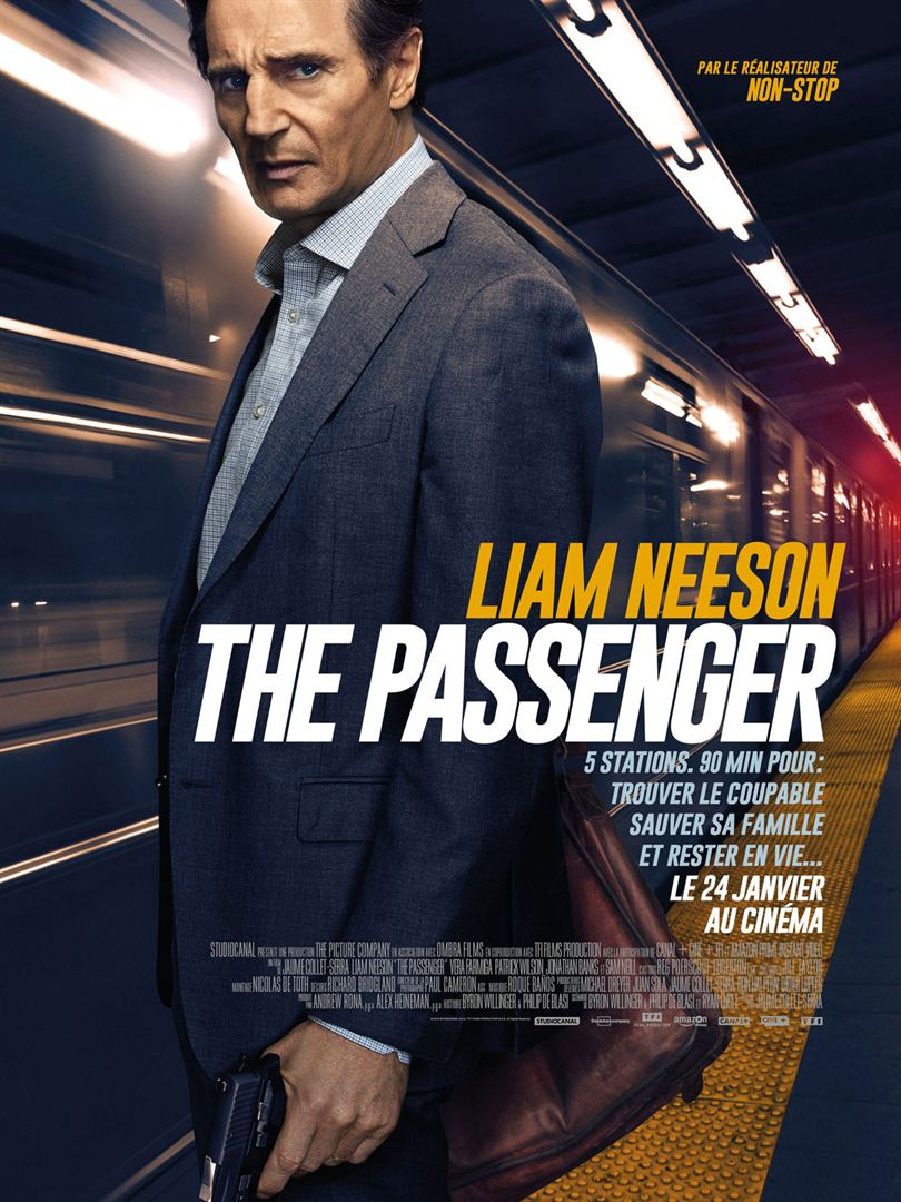 The Passenger Film en Streaming VF