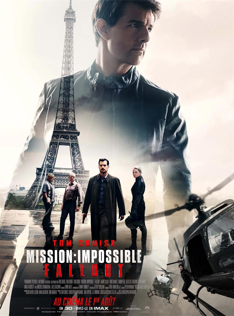Mission : Impossible – Fallout Film en Streaming Gratuit