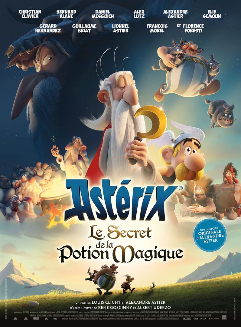Astérix : Le Secret de la potion magique Film en Streaming Gratuit