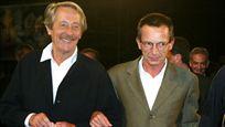 Tandem sur Arte : retour sur les relations complexes entre Jean Rochefort et Patrice Leconte