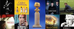 Golden Globes 2012: les nominations!