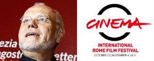 Marco Muller, nouveau directeur du Festival de Rome !