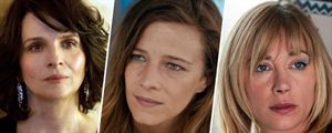 Locarno 2014 : Juliette Binoche, Céline Sallette, Julie Depardieu sur la Piazza Grande