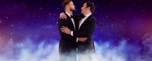 Golden Globes 2017 : Jimmy Fallon parodie La La Land avec Justin Timberlake et Ryan Reynolds