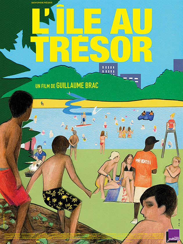 L'Île au trésor (Treasure Island)