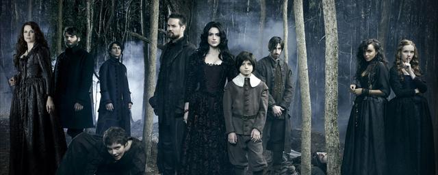 Vous Avez Aimé The Witch Découvrez La Série Salem Qui Revisite Le Mythe Des Sorcières News Séries à La Tv Allociné