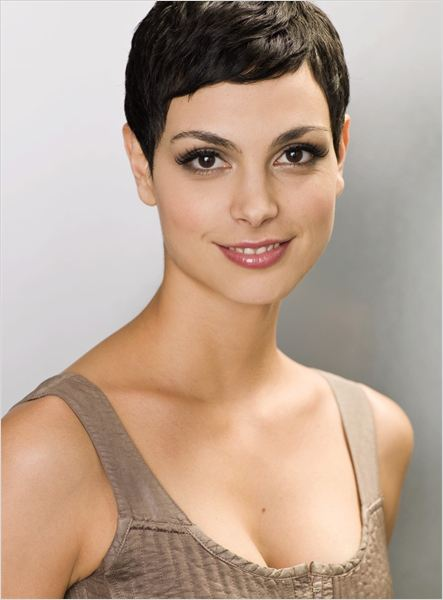 v haircut v 2009 photo de morena baccarin 85 sur 135 allocine 2009