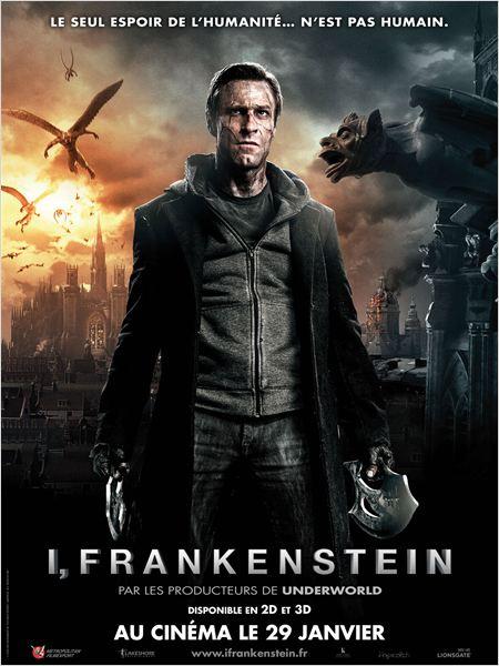 I, Frankenstein ddl