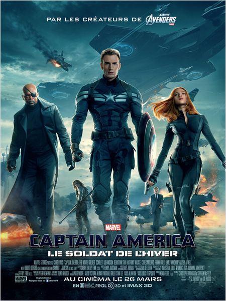 Captain America, le soldat de l'hiver ddl
