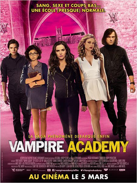 Vampire Academy [TRUEFRENCH] dvdrip