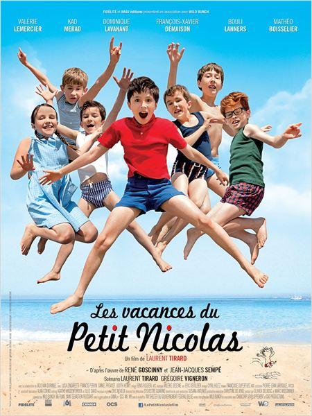 Les Vacances du Petit Nicolas ddl