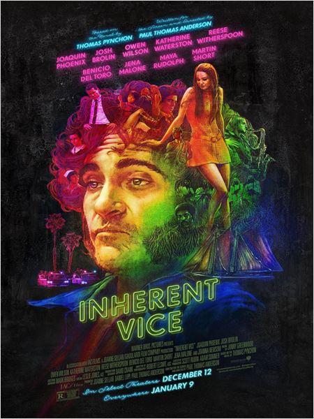 Inherent Vice : Affiche