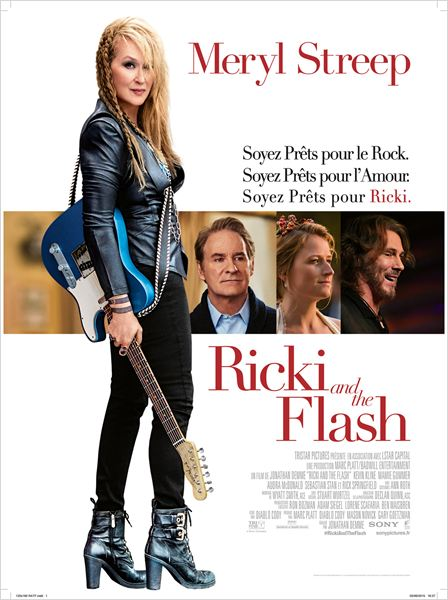 Ricki and the Flash ddl