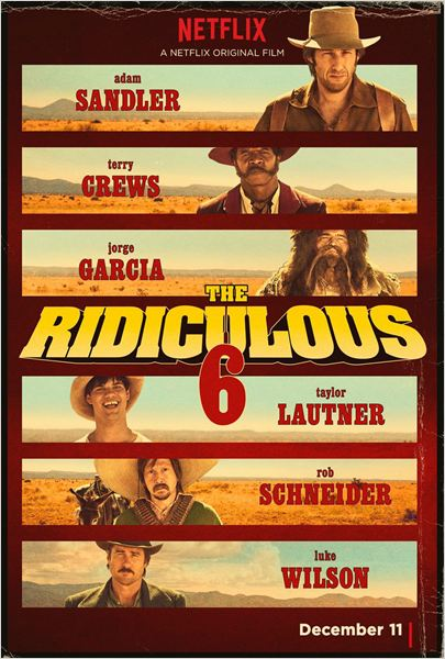 The Ridiculous 6 ddl