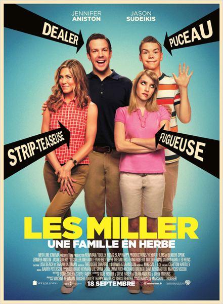 Les Miller, une famille en herbe ddl