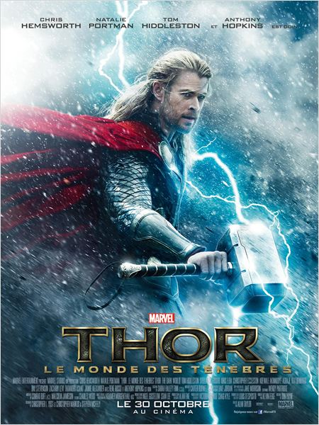 Thor : Le Monde des ténèbres ddl